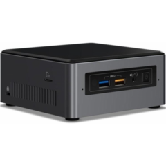Intel NUC kit Celeron NUC6CAYH 2,5""