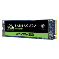 Seagate 256GB SSD BarraCuda 510 M.2 NVMe x4