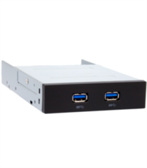 "Chieftec 2x USB 3.0 port 3,5"" panel"