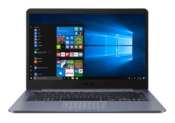 ASUS E406SA-BV243TS Intel ATOM E8000/4GB/64GB eMMC/14,0''HD/UMA/W10 Home S +Office 365 Pers.1leto