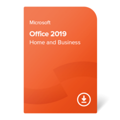 Office 2019 Home and Business elektronsko potrdilo