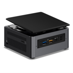 Intel NUC kit i7 NUC7I7BNH 2,5""