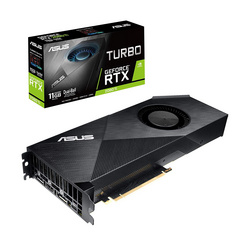 ASUS GeForce RTX 2080 Ti 11G Turbo Edition GDDR6 HDMI DP 1.4 Type-C grafična kartica